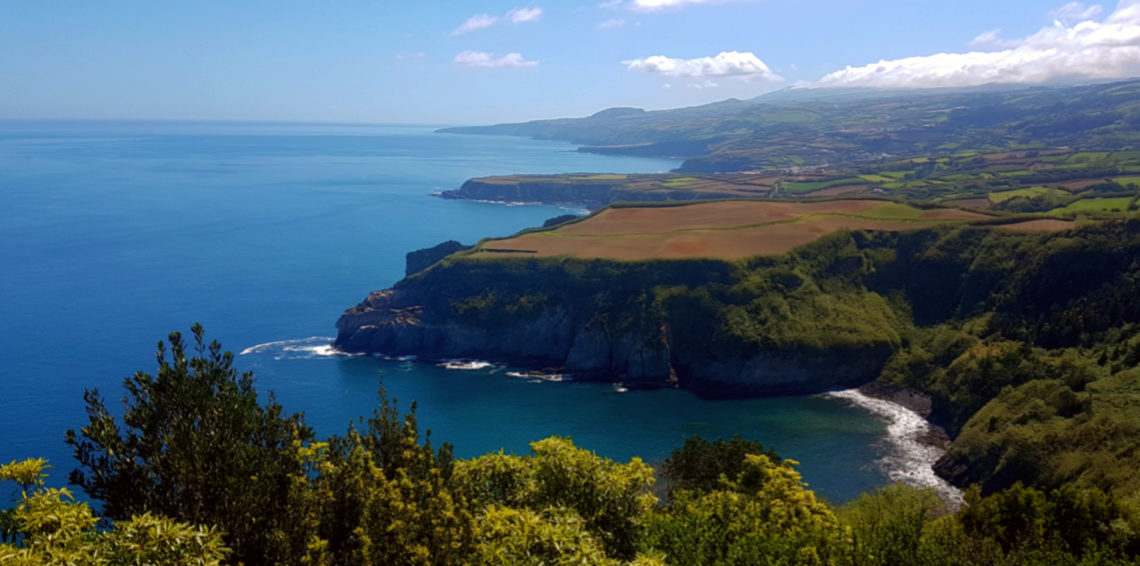 Azores, Sao Miguel, Travel to Portugal, most beautiful islands