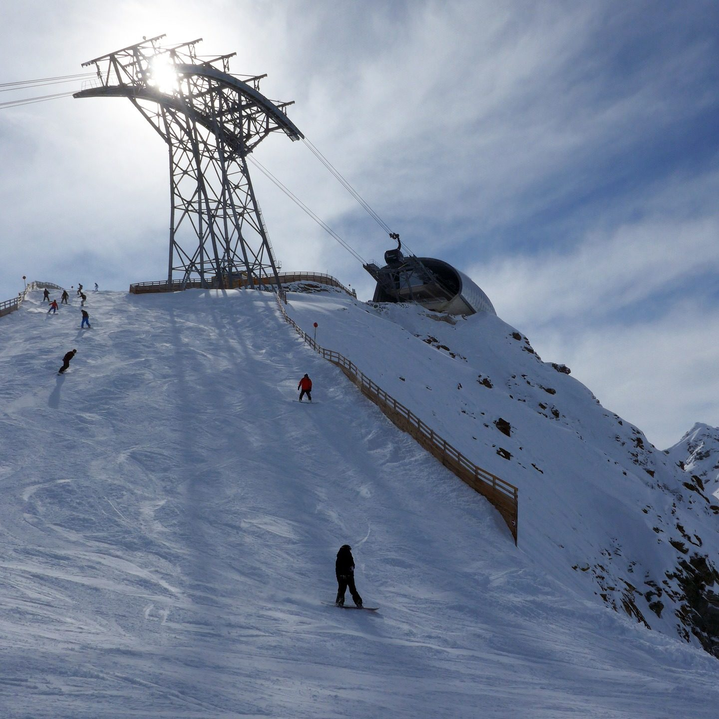 Cheap ski holiday in Europe